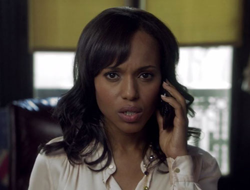 Olivia in Scandal