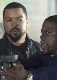 Ice Cube (Left) <br>