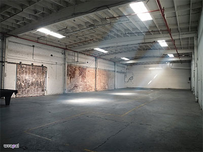 warehouse location